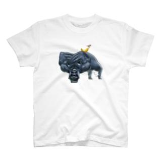 バナゴリラ・ブリッジ T-shirts