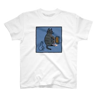 しりもとのストーブ T-shirts