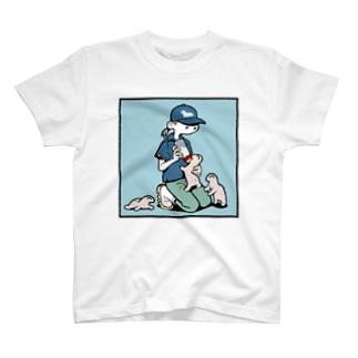 飼育 T-shirts