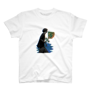 コうタ魔髗くん T-shirts