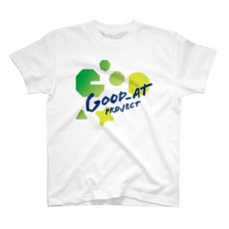 Good_at  // WAKAKUSA GREEN T-shirts