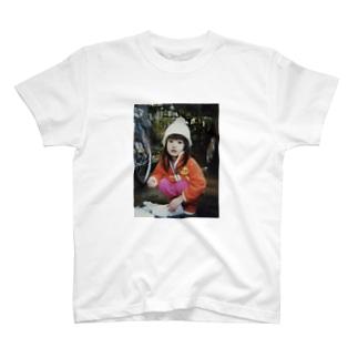 ちかちゃん1 T-shirts