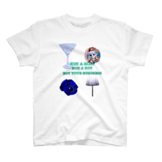 NOT YOUR BUSINESS T-Shirt