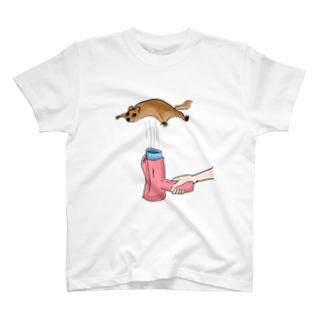 むささび(放飼) T-shirts