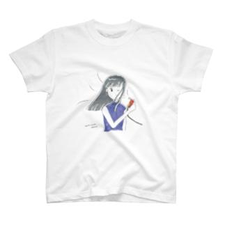ガソリン香水 T-shirts