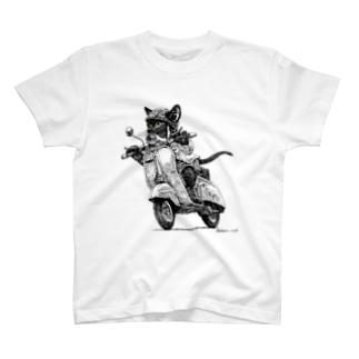 ネコべスパ2014 T-shirts