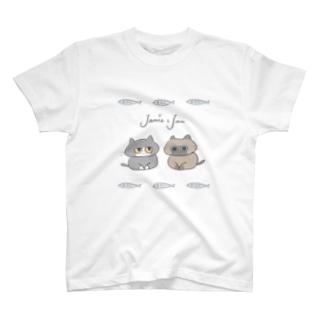 ねこちゃんず T-shirts