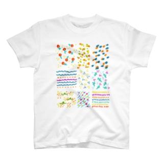 ガラガラ T-shirts