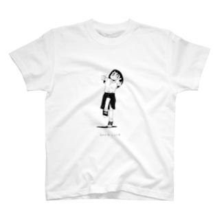 GOOD LUCK T-shirts