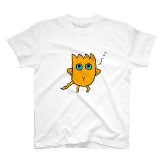 モグT(クチブエ) T-shirts