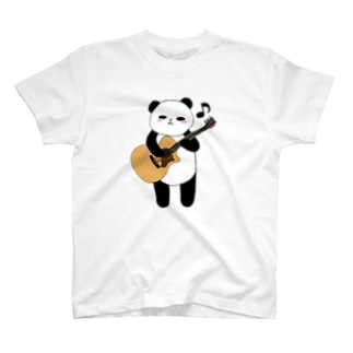 ギターぱんだ T-shirts