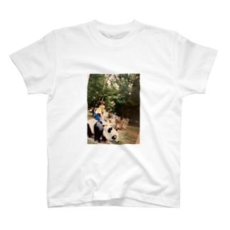 リトルガールさおり T-shirts