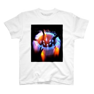 ファイアー T-shirts