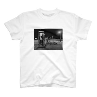 祖父の不在 T-shirts