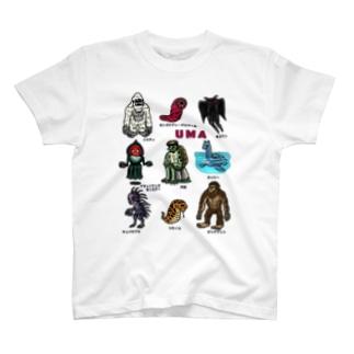 UMA 9選 no.1 T-shirts