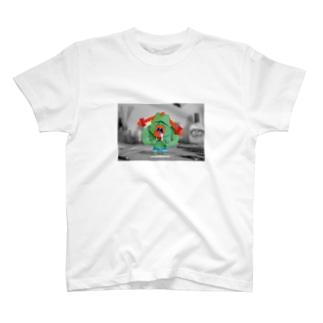 おさげボーイ T-shirts