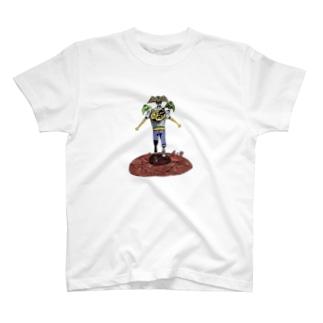 いけにえ Tシャツ