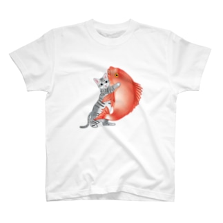 恋猫(姫ニャン) T-shirts