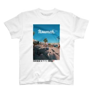 【2020夏限定】ゆき臓コラボT Itsumen. T-shirts