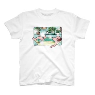 深呼吸 T-shirts
