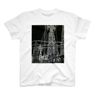 アズペイントの線画 T-shirts