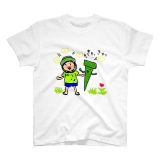 釘くんとおぢさん T-shirts