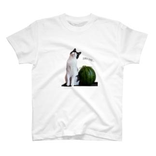 スイカだね~ T-shirts