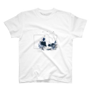 旅に出ます 探さないでください T-shirts