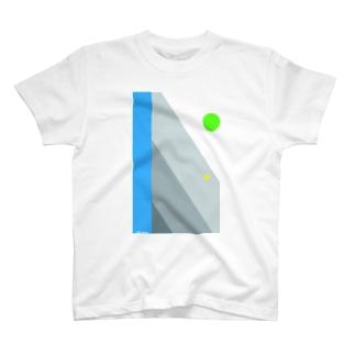 冬のおわり、あるいは春のはじまりTシャツ T-shirts