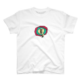 シャウト T-shirts