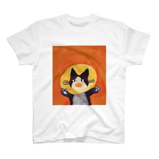 演説ねこ T-shirts