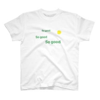 目玉焼きso good T-shirts