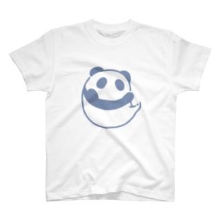 ***ghostのぱんだゴースト T-shirts