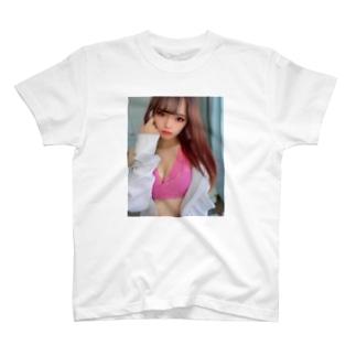 美女T四国 No.21 @_yakiniku_  T-shirts
