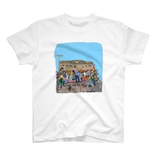 ベルリンの壁 T-shirts