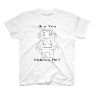 メカトロメイト「おこ」 T-shirts