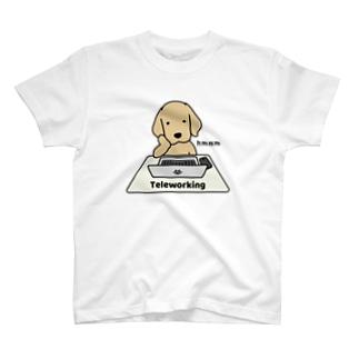 テレワーク T-shirts