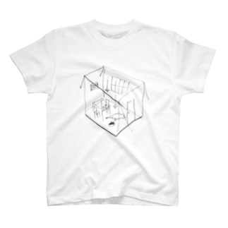 GHOST ROOM T-shirts