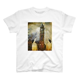 鳥人間 in Indianapolis T-shirts