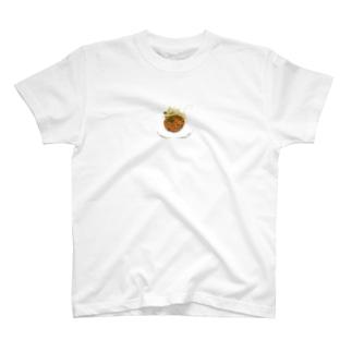 メンチカツ T-shirts