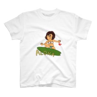 常夏ガール T-shirts