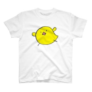 くあ鳥 T-shirts