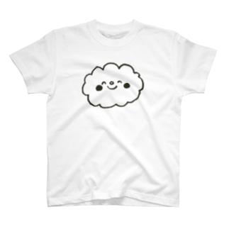 くもさんモノクロ T-shirts