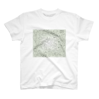 感情のないヒツジたち 密 T-shirts