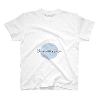 マタニティフォトTシャツ(パパ) T-shirts