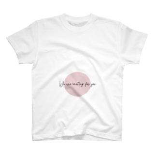 マタニティフォトTシャツ(ママ) T-shirts