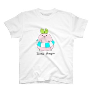 ももぐら夏のバカンス T-Shirt