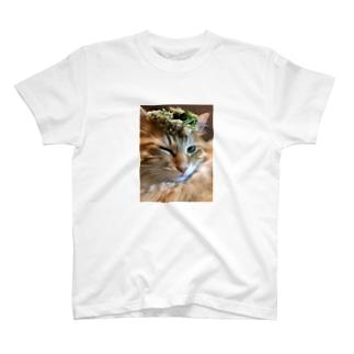 プリンス・ジャンゴのサンキューウィンク T-shirts