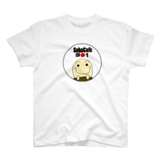 そばこちゃんTシャツ スタンダード T-shirts