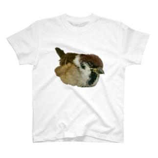 スズメちゃん T-shirts